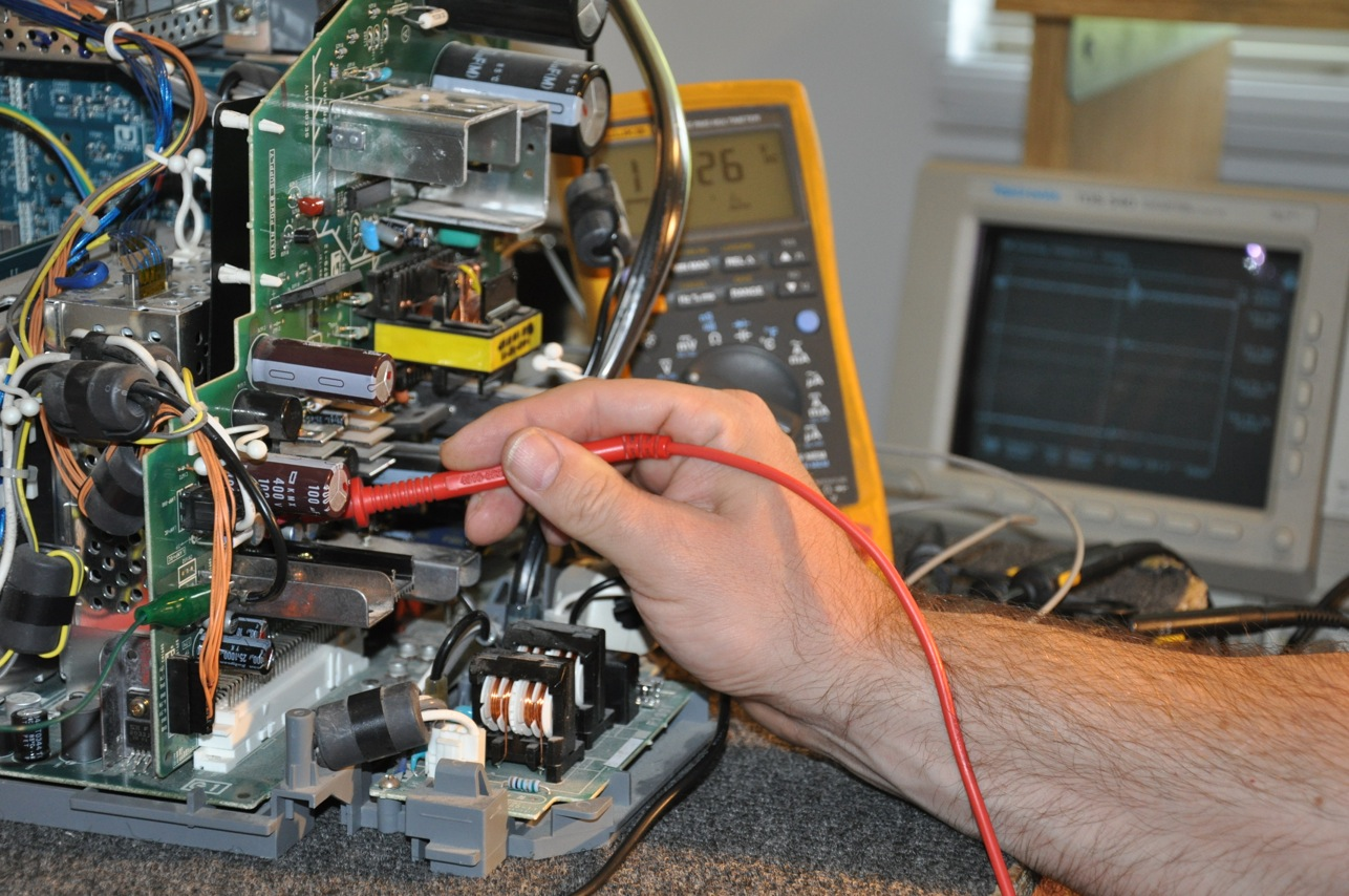 Television Repair Service : Steve s electronic services televisions